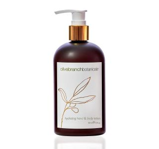 Olive Branch Botanicals Hydrating Hand & Body Lotion 12oz
