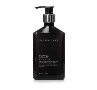Warm Oak Body Wash, 9oz