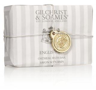 Oatmeal Soap | English Spa | Gilchrist & Soames