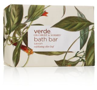 Verde™ Exfoliating Olive Soap, 6oz