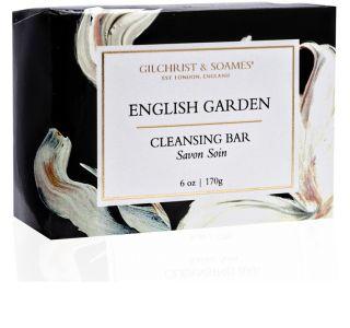 Aloe Soap | English Garden | Gilchrist & Soames