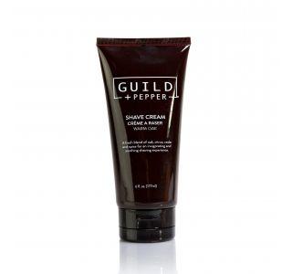 Shave Cream | Guild+Pepper | Gilchrist & Soames