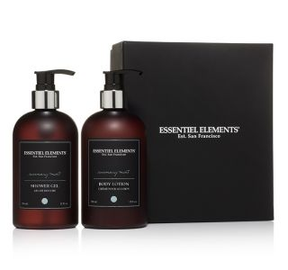 Rosemary Mint Body Care   Essentiel Elements Treatment   Gilchrist & Soames