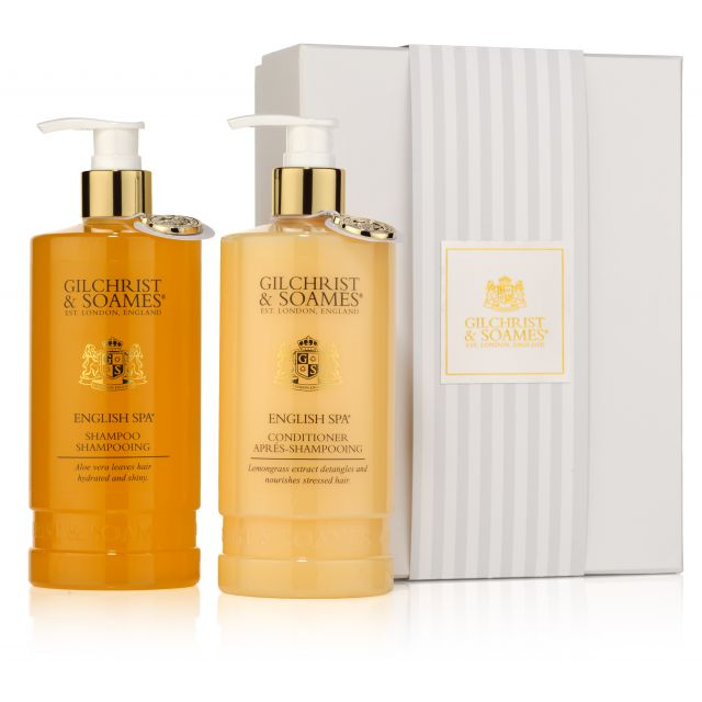 Hair Care Gift Set | English Spa | Gilchrist & Soames