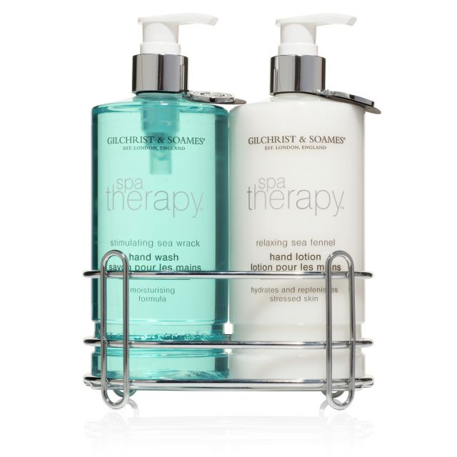 Hand Care Duo | Spa Therapy | Gilchrist & Soames