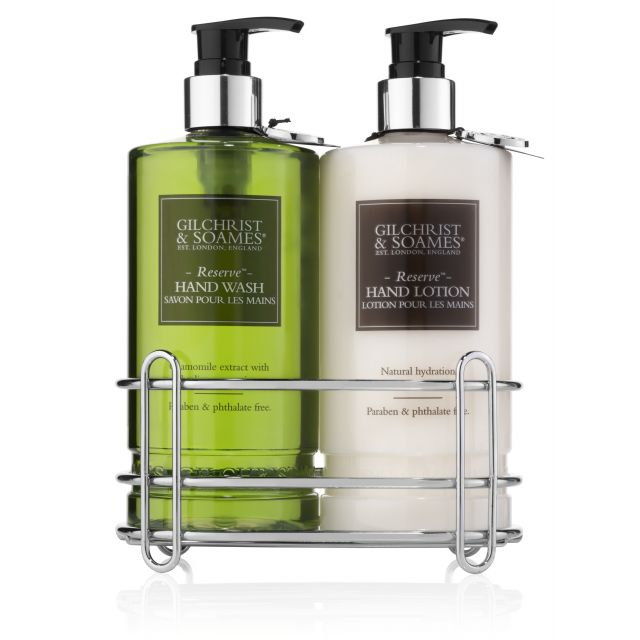 Hand Care Duo | Reserve | Gilchrist & Soames