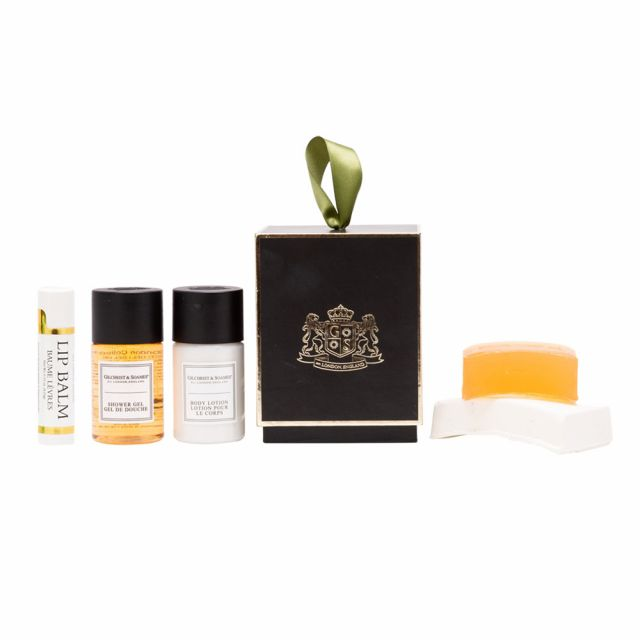 London Holiday Box | Gilchrist & Soames