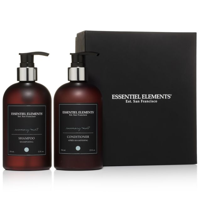 Rosemary Mint Hair Care | Essentiel Elements Treatment | Gilchrist & Soames