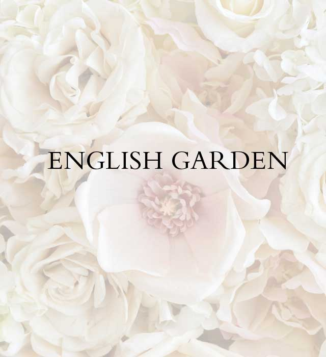 English Garden Collection from Gilchrist & Soames floral imagery